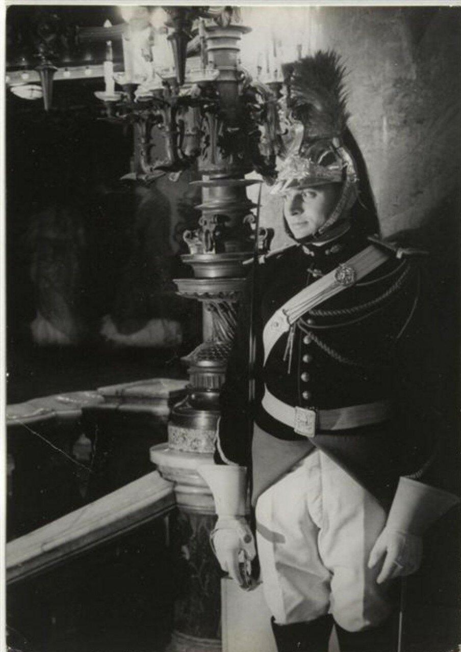 1938. Республиканская гвардия в Опере