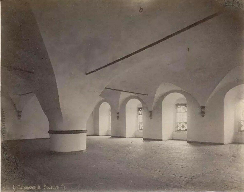 Интерьер Белой палаты после реставрации