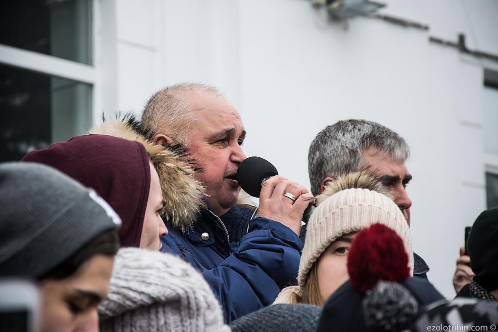 Исполнять обязанности губернатора Кемеровской области назначен Сергей Цивилев