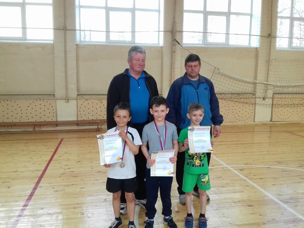 Состоялось открытое личное первенство Кораблинской ДЮСШ по спортивному троеборью
