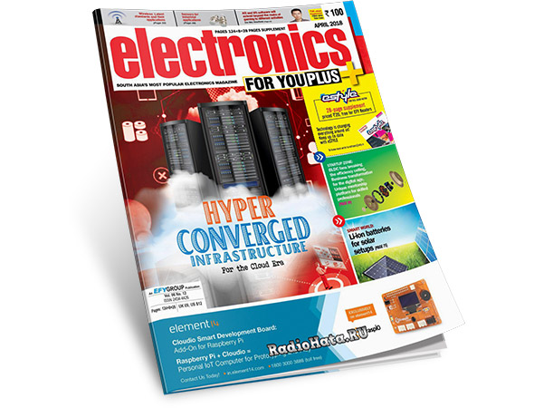 Electronics For You №4 2018