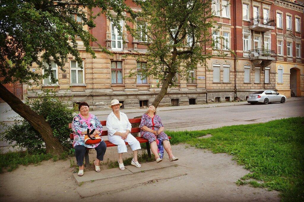Черняховск (Инстербург): общая истории России и Германии.