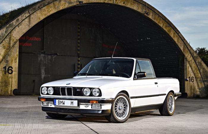 Топ старинных автомобилей марки BMW, которые привлекут внимание любого коллекционера (11 фото)