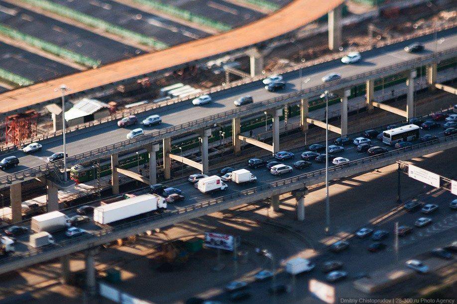 Tilt shift Москва Фотография Leo Jonah модель реальность В мире помощь
