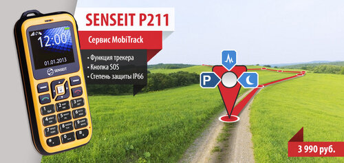 Senseit P211