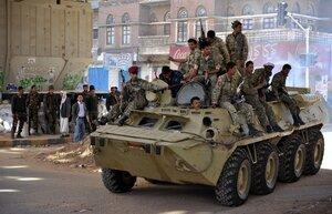 Саудовская Аравия возобновила бомбардировки Йемена