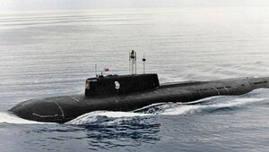 В России вспоминают погибших моряков АПЛ «Курск»