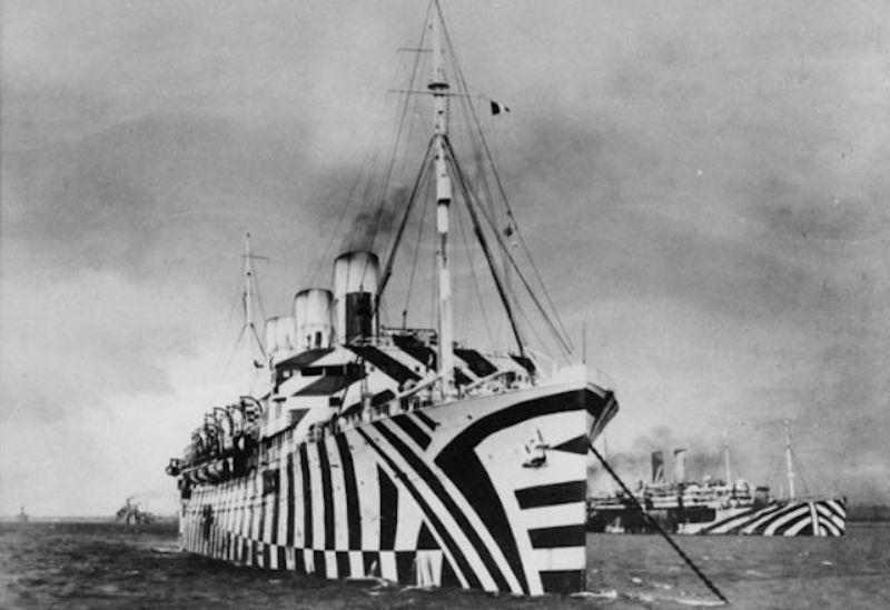 Корабли со светомаскировкой