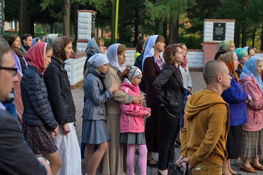 22.06.2015 Акция памяти начала Великой Отечественной войны