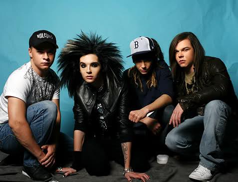 Группа Tokio Hotel даст концерт вСамаре