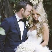 Лавандовая свадьба (46 лет)