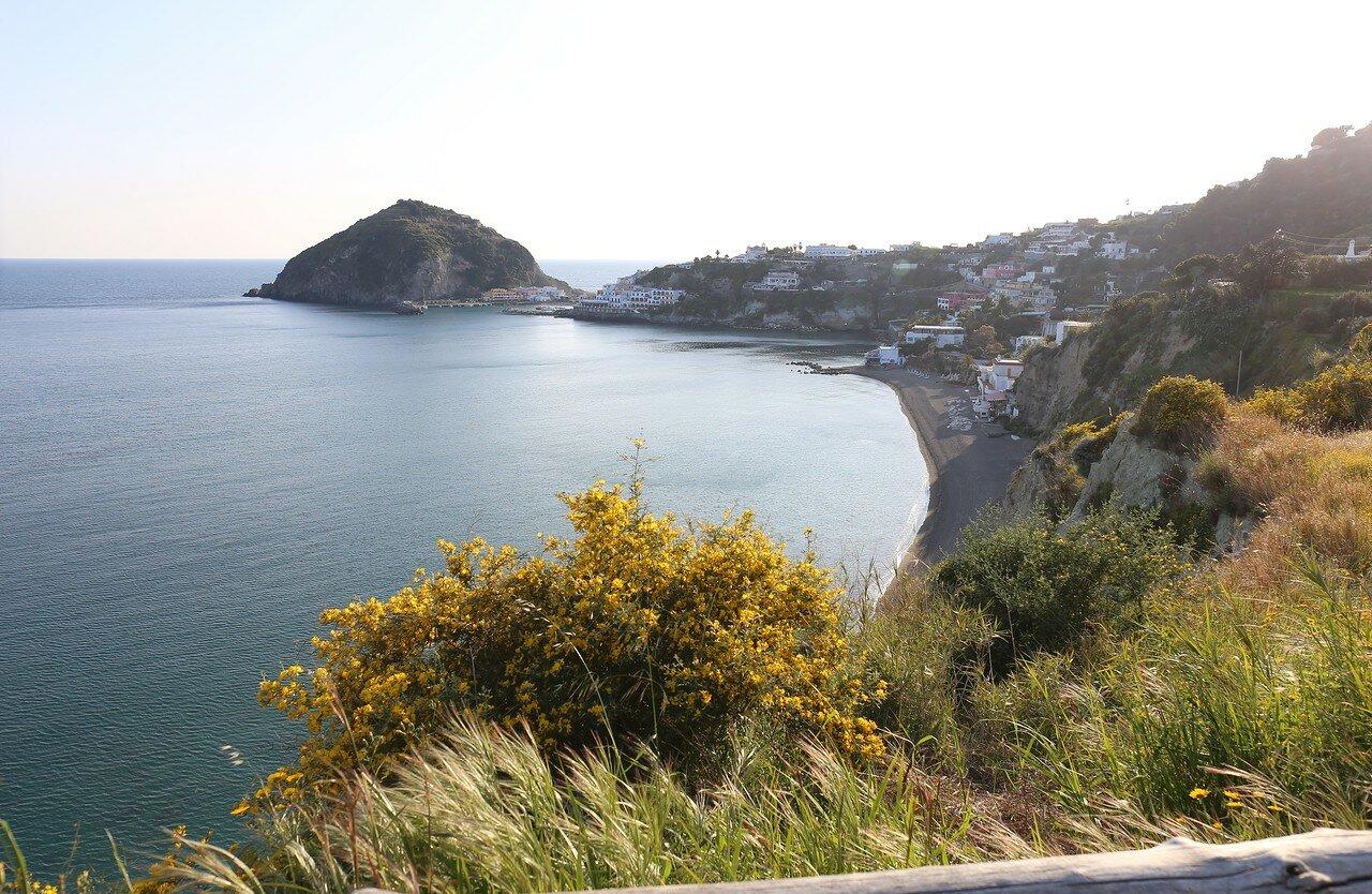 Ischia Thermal Park Aphrodite-Apollon. The Maronti beach