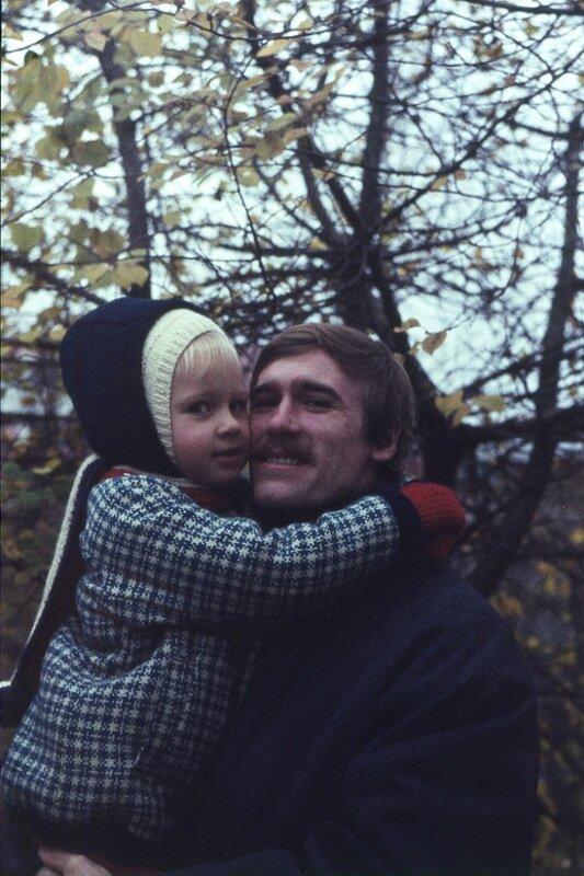 Настасья и Александр Климковы
