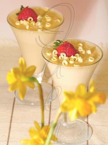 Сливочно-чайный крем с ромом