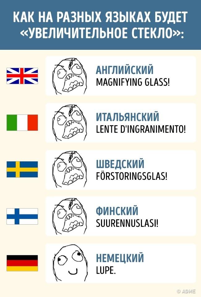 16доказательств того, что немецкий язык— недля слабаков