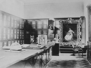 Дворец Строгановых на Невском проспекте. Физический кабинет