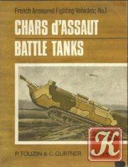 Книга Книга French Armoured Fighting Vehicles, Part 1