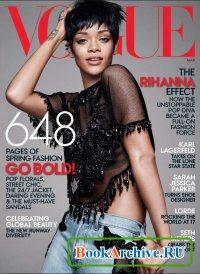 Vogue - №3 (March/2014/USA)