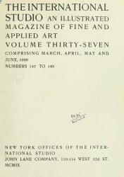 The International Studio 1909 №145-148
