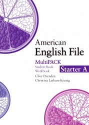Аудиокнига American English File Starter MultiPack A, B