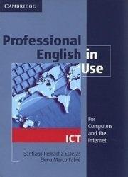 Книга Professional English in Use ICT