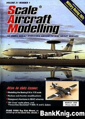 Scale Aircraft Modelling - Vol 21 No 01