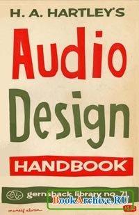 Книга Audio design handbook
