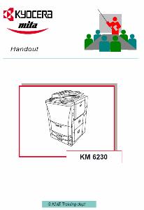 Инструкции (Service Manual, UM, PC) фирмы Mita Kyocera - Страница 3 0_138b6d_90ce6f4c_orig