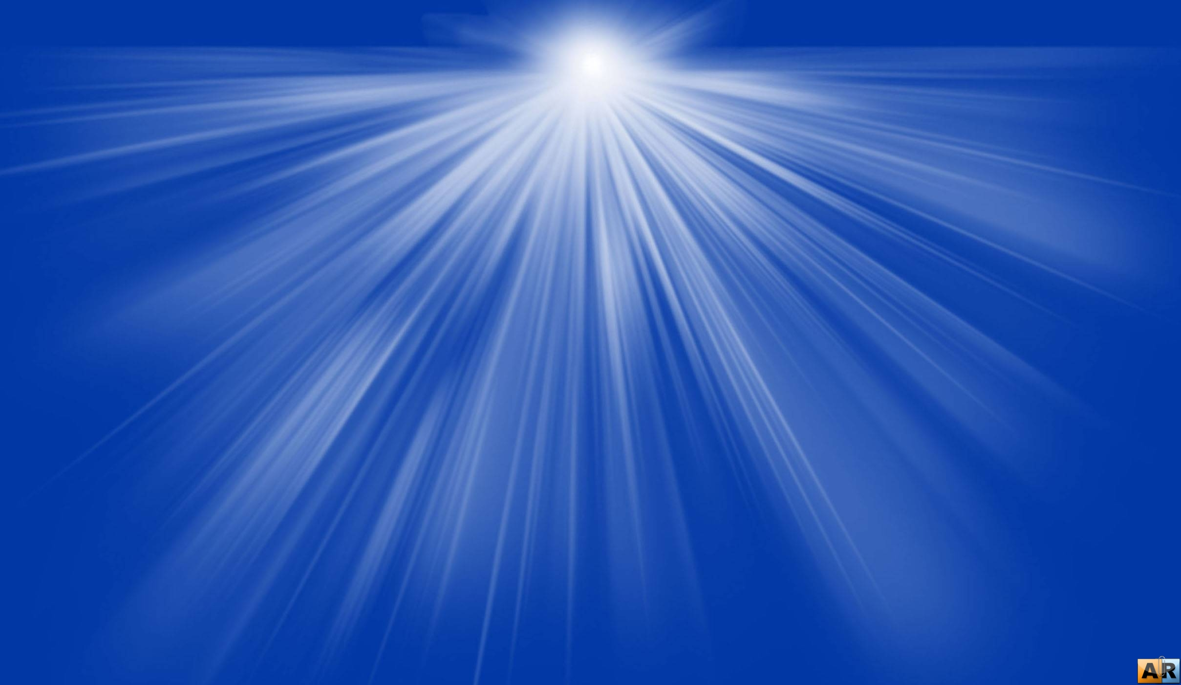 Как сделать лучи солнца и в фотошопе