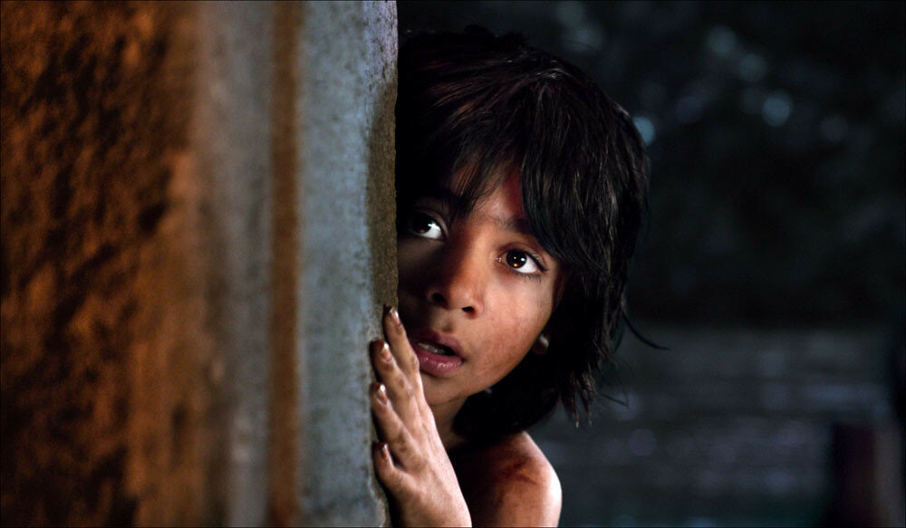 THE JUNGLE BOOK (Pictured) MOWGLI. ?2016 Disney Enterprises, Inc. All Rights Reserved.