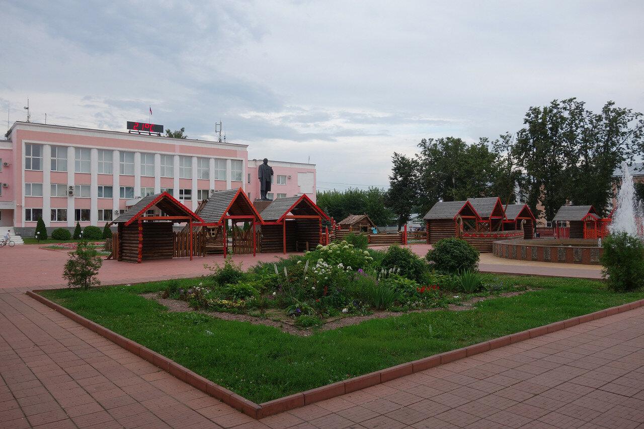 площадь 1100-летия