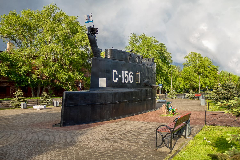 Подводная лодка С-156