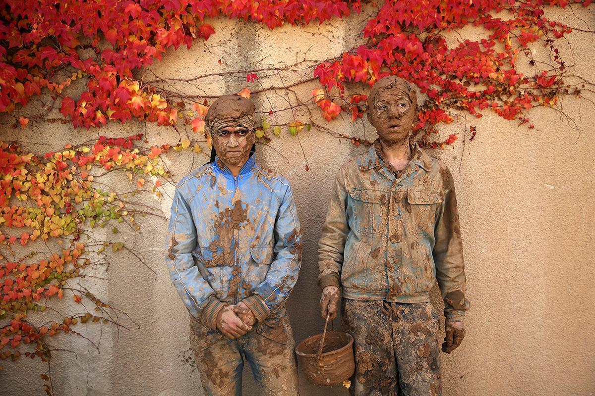 Mideast Iran Ashoura