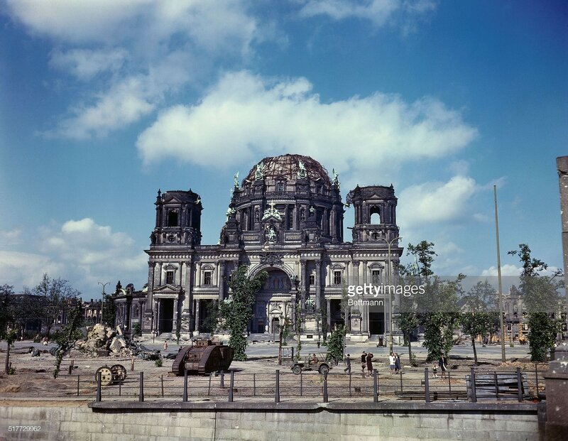 1945 Berlin Cathedral, July 19.jpg
