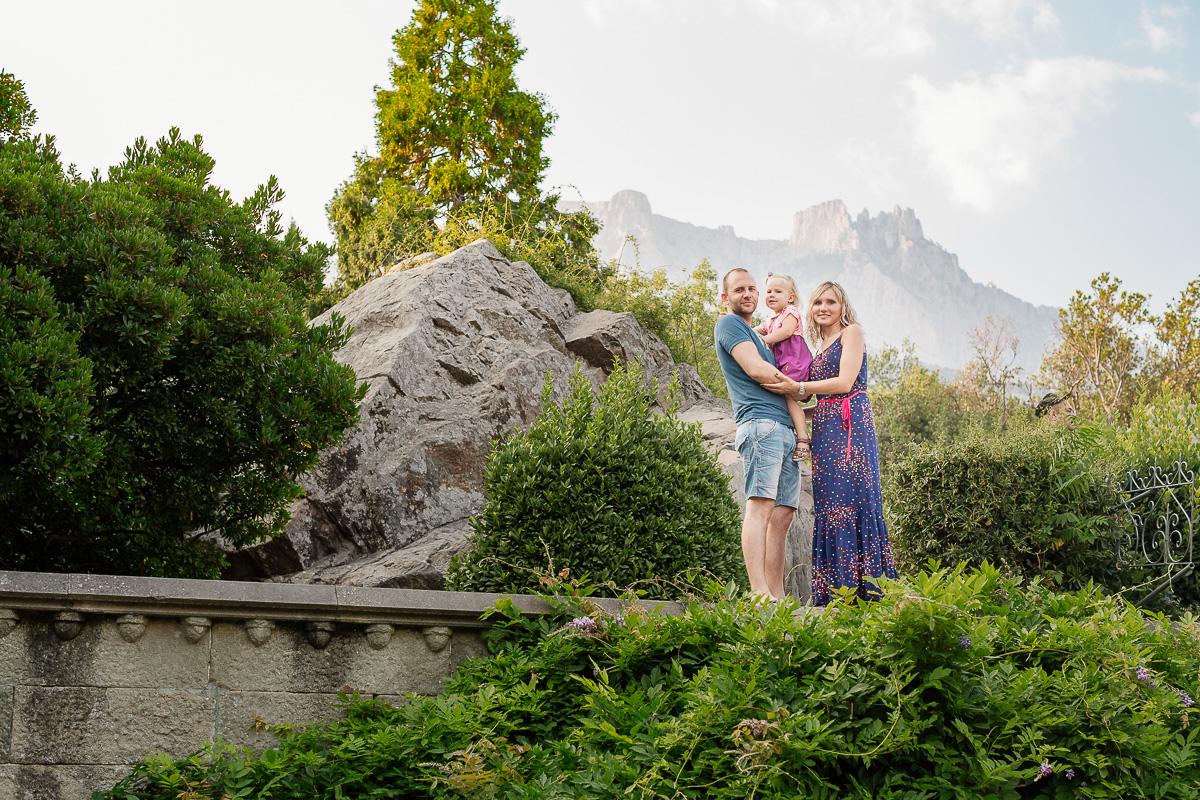 Семейная фотосессия в Воронцовском