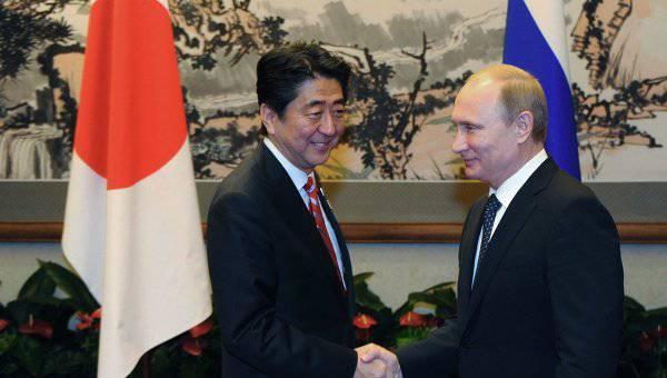 Япония может смягчить к визиту Путина санкции, введенные из-за агрессии РФ в Украине