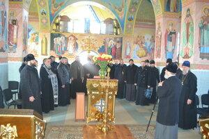 Adunarea pastoral-caritabilă a preoților din raionul Fălești