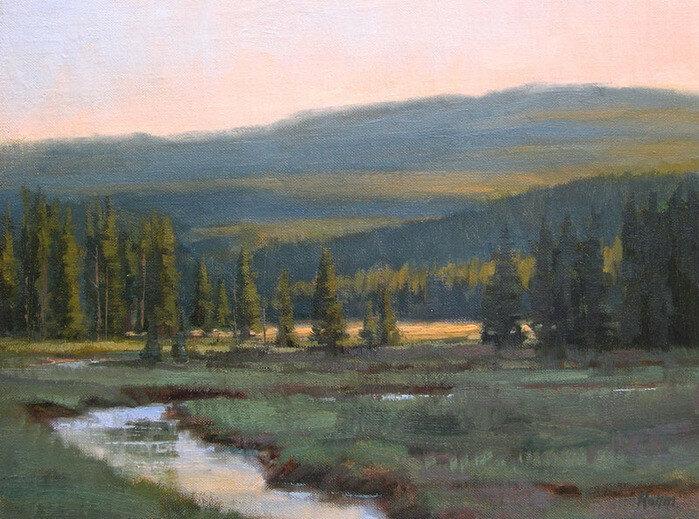 Американский художник Robert Rohm