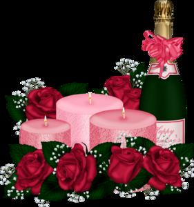 романтический алкоголь