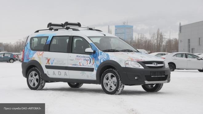 Lada Vesta иLargus признаны автомобилями года в России