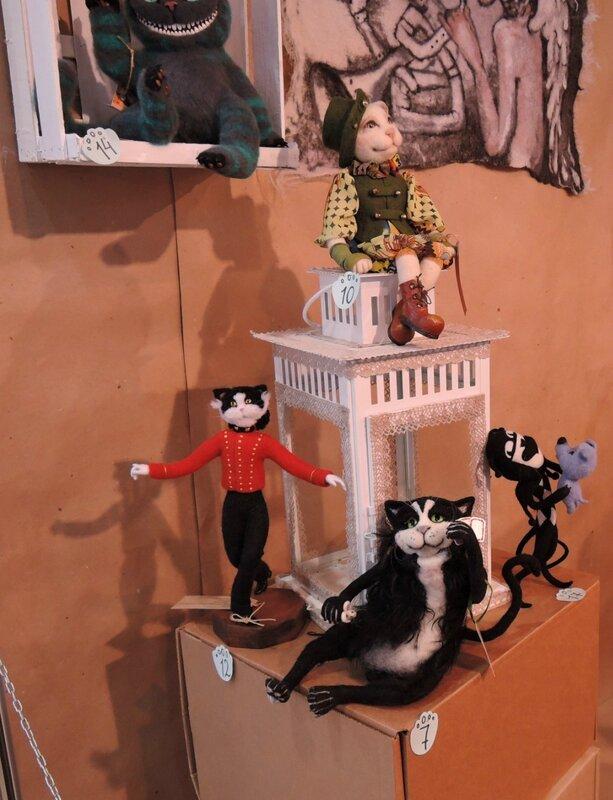 Кошачьи метаморфозы