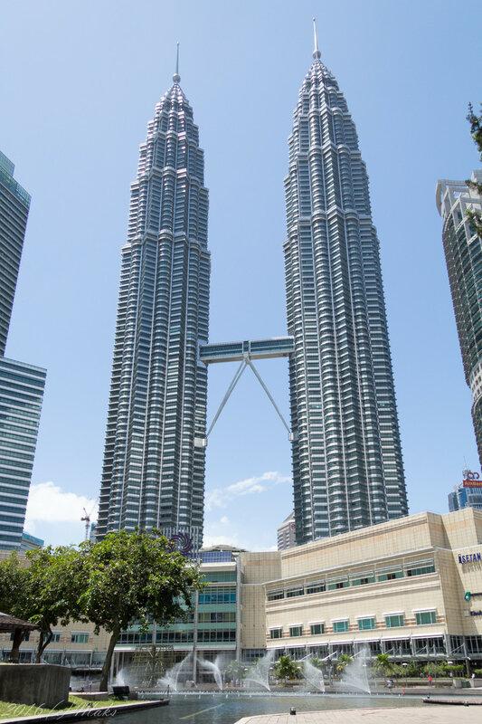 Башни Petronas