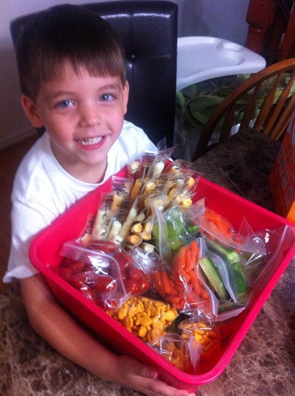 «Сын рассказал, что некоторые дети в их классе не обедают. На мой вопрос, как же так, он ответил, чт