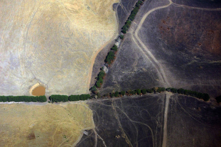 2. Деловой район Дохи. (Фото Fadi Al-Assaad):