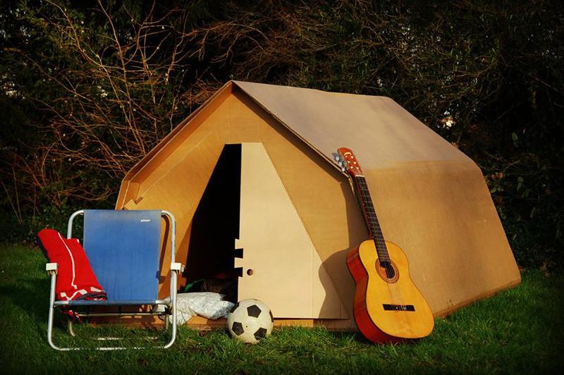 А это новая палатка дизайна 2016 года.