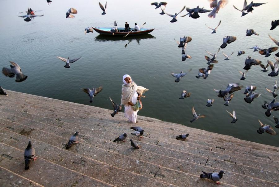 17. Варанаси, Индия.