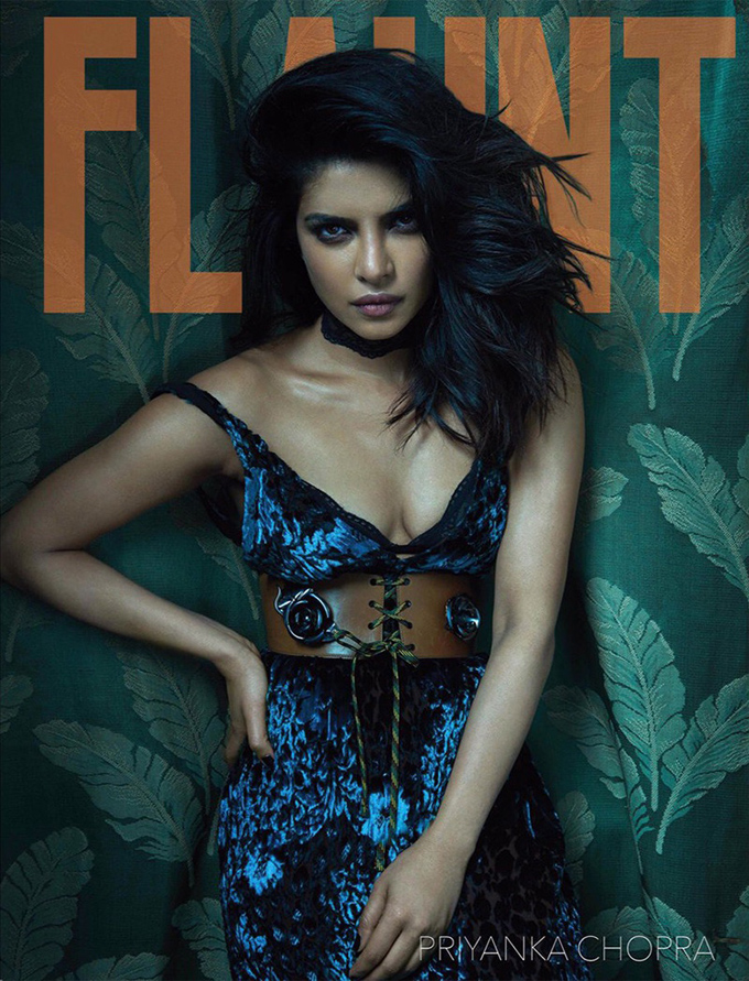 Приянка Чопра в Flaunt Magazine