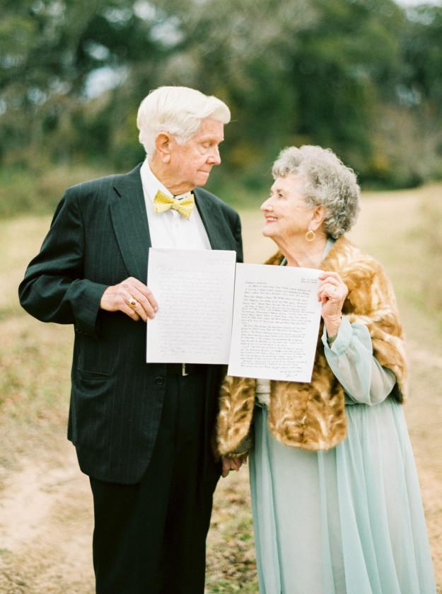 «Я люблю тебя сейчас так же сильно, как и в день нашей свадьбы. А свидетельство стоит всего два долл