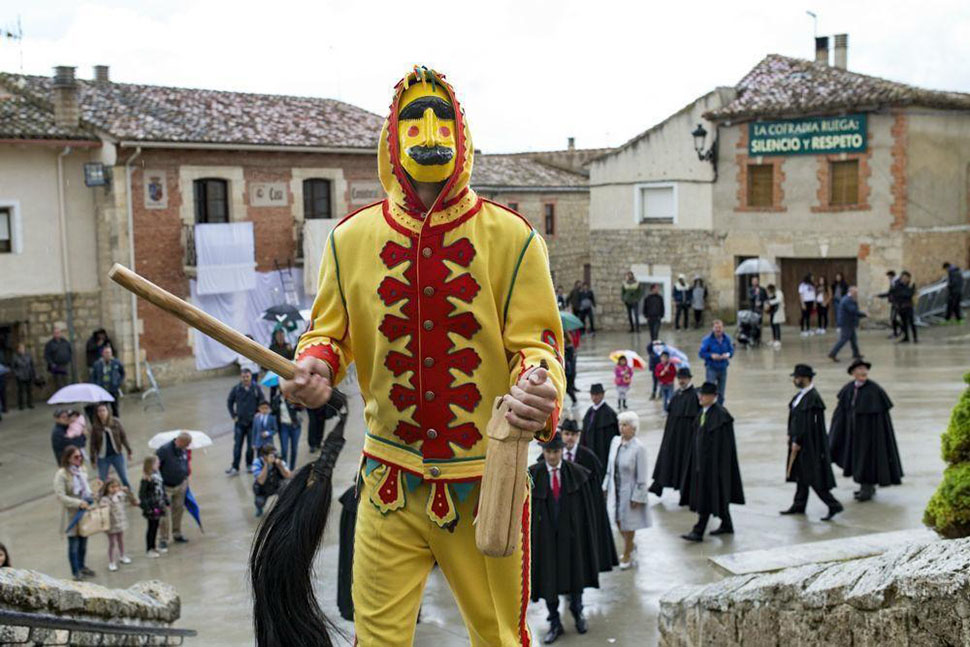 Фотожурналист Родриго Мена снимал в этом году празднование Эль Колачо, которое состоялось в последни