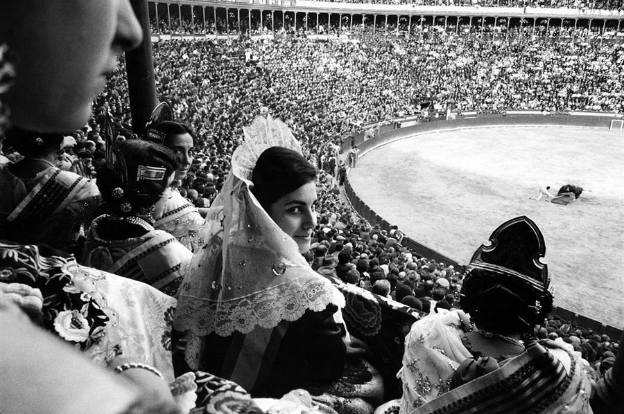 Утренняя зарядка в Сочи, 1962.